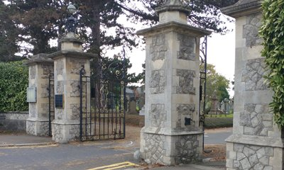Sutton Road Cemetery