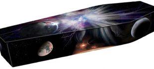 Solar System Coffin