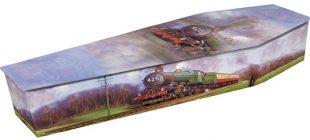 Train Coffin